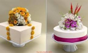 how to decorate a small wedding cake wedding planning ideas