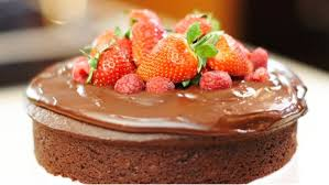 gluten free and dairy free chocolate cake recipes food network uk