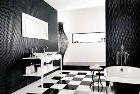 black white bathroom tiles ideas 9 black and white floor tile bathroom hobbylobbys info