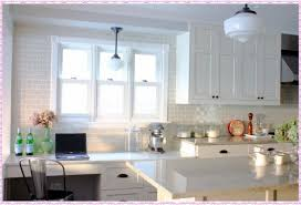 kitchen gray marble backsplash grey quartz countertops island