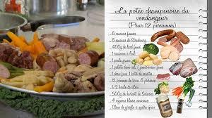 emission tv cuisine les carnets de julie la potée chenoise 3 les