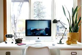 smartdesks computer desk fp series houses imac aesthetically and