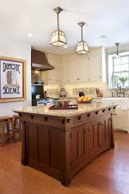 mission style kitchen island best 25 craftsman style kitchens ideas on craftsman