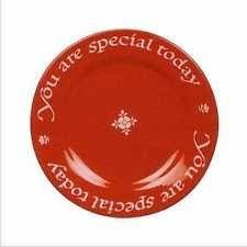 you are special plates waechtersbach plate you are special today cherry 1979 ebay