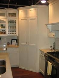 kitchen corner pantry cabinet shaker corner cabinet google search corner cupboards