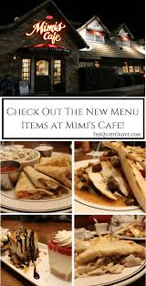 check out the new menu items at mimi s cafe the grove