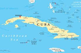 Cuba On The World Map by About Cuba U2013 Havana Dan Tours