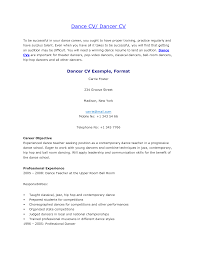 sample it resume templates make a dance resume sample for uni student professional template dance resume templates dance resume sample job and resume in dance resume template dance resume