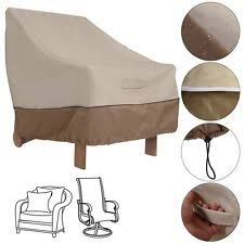 Waterproof Patio Chair Covers by Outdoor Chair Covers Ebay
