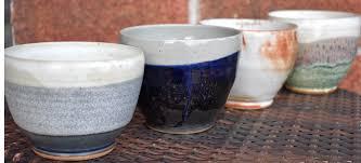 canadian artisan made chawan matcha tea bowl 8 unique designs