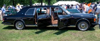 rolls royce classic limo file 1993 rolls silver spur ii mpw limo jpg wikimedia commons