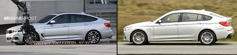 bmw 3 or 5 series visual comparison of bmw 3 series gt vs 5 series gt