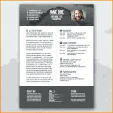 creative resume templates free download psd format to html amazing creative word resume template free download with 50