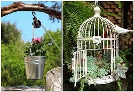 Creative Garden Decor 30 Garden Décor Ideas U2013 Easy U0026 More Comprehensive Home Interior