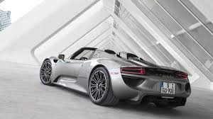 porsche museum plan porsche 918 spyder car news and reviews autoweek