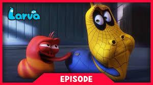 waptrick film kartun anak larva spider man larva 2017 cartoon movie cartoons for