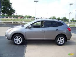 Nissan Rogue Grey - 2009 gotham gray nissan rogue sl 30213605 photo 5 gtcarlot com