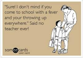 Sick Child Meme - is it ever ok to send your sick child to school yes says this mother