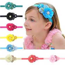 big flower headbands flower crown headbands sheilahight decorations