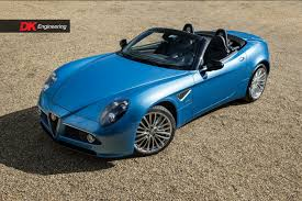 alfa romeo 8c vehicle archive alfa romeo 8c spider vehicle sales dk