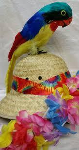 Jimmy Buffett Home Decor by Jimmy Buffett Margaritaville Parrot Head Hat