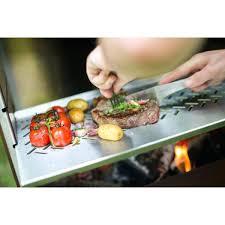 tole inox pour cuisine tole inox pour cuisine free gallery of planchatole teppanyaki