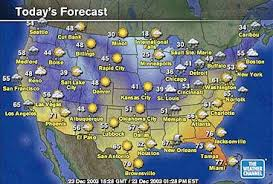 weather usa map weather map of us current maps of usa
