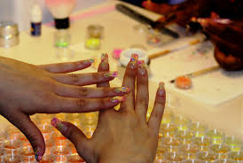 nail technician courses london manicure pedicure gel extension