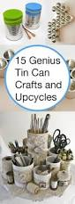 790 best can crafts images on pinterest diy tin can crafts and