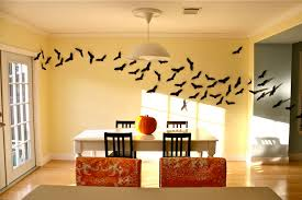 halloween decorations made at home wall decor design ideas best home design ideas sondos me