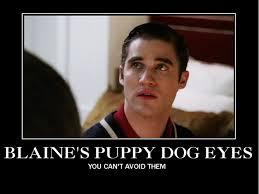 Blaine Meme - blaine s eyes by goldenphoenix75 on deviantart