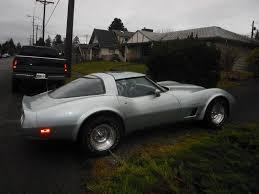1982 corvettes for sale by owner 1982 corvette t top for sale washington 1982 chevrolet corvette