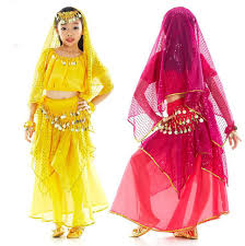 bellydance costume for girls kids belly dance top u0026dress bollywood