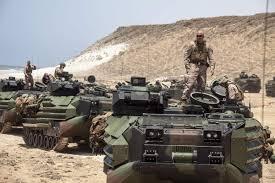 amphibious truck aav7 amphibious assault vehicle military com