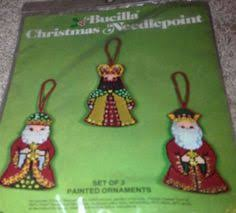 nip bucilla hey diddle diddle mobile felt applique christmas