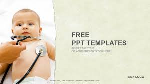 powerpoint baby template free medical powerpoint templates design
