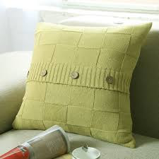 cushion covers for sofa pillows 45 45cm knitted pillow cases cotton cushion covers decorative sofa