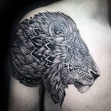 50 shoulder designs for masculine ink ideas