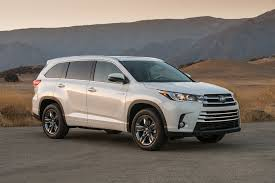 toyota highlander base price 2017 toyota highlander hybrid reviews and rating motor trend