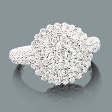 diamonds rings com images Magnificent diamond cluster engagement ring 1 88ct 14k jpg