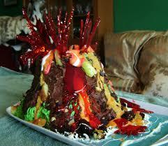 volcano cake by artsy50 on deviantart