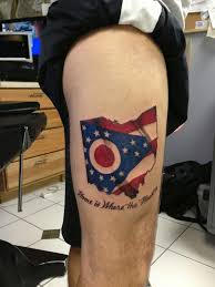 best 25 ohio tattoo ideas on pinterest ohio state crafts