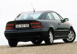 opel coupe 25 years of opel calibra from aerodynamic champion to cult coupé