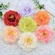 Silk Flowers Wholesale Artificial Flowers Wholesale Simulation Artificial Flower Peony