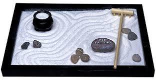 zen factory deluxe zen garden kit best for your desktop home