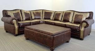 Loveseat Ottoman Kennedy Sofa U2039 U2039 The Leather Sofa Company