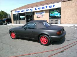 slammed ls400 shooting my ls400 with satin black paint lets talk paint mx 5
