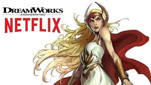 she she netflix and dreamworks partner on new animated she ra series he