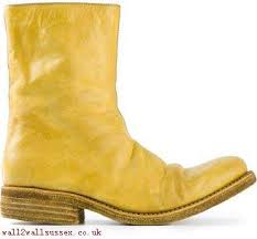 yellow boots s yellow boots s boots at uk sale 70 s footwear