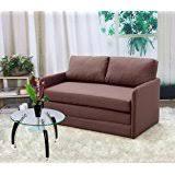 Foldable Loveseat Amazon Com Giantex Foldable Sleeper Sofa Bed Couch Loveseat